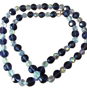 Liliblue Large Swarovski Bead Necklace