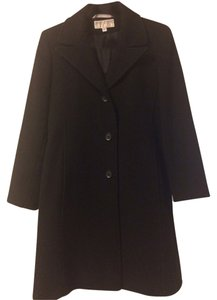 Larry Levine Cashmere Wool Coat