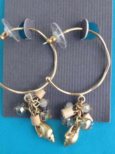 Tommy Bahama Tommy Bahama Rope And Chain Hoop Ear