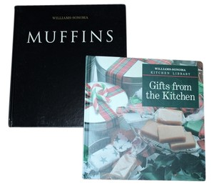 William Sonoma William Sonoma Cook Books - Muffins & Christmas Treats