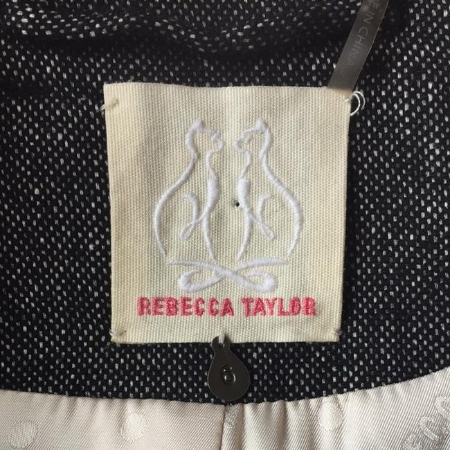 Rebecca Taylor Black And White Jacket