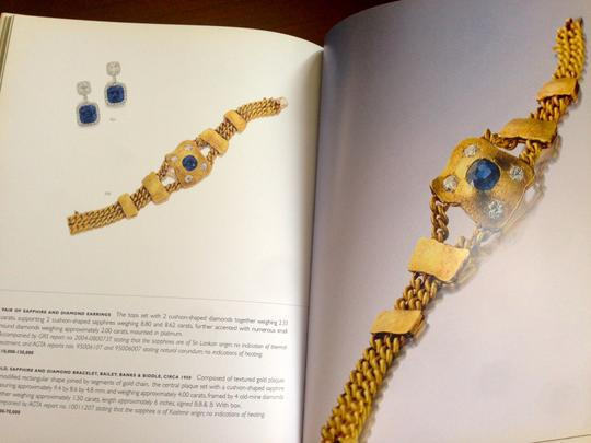 "Sotheby""s Sotheby's Magnificent Jewels Auction 2005"
