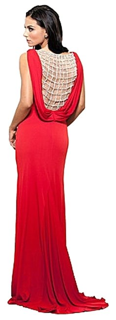 Preload https://item3.tradesy.com/images/terani-couture-red-long-formal-dress-size-12-l-3101827-0-0.jpg?width=400&height=650