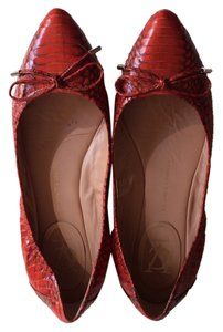 Vince Camuto Red Flats