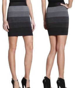 BCBGMAXAZRIA Skirt Grey
