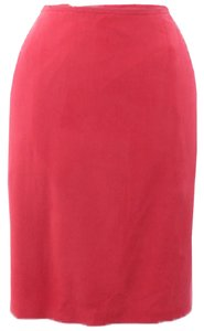 Josephine Chaus Woman Designer Skirt Red