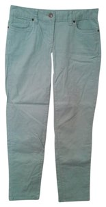 Lands' End Fit 1 Cords Straight Pants Mint Green