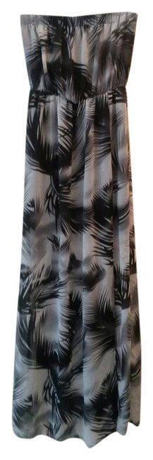Black Maxi Dress by Divided by H&M Maxi Summer Date Night Night Out Strapless