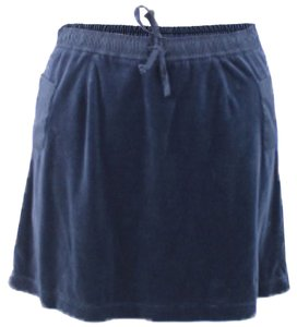 Nike Woman Designer Mini Skirt Navy Blue