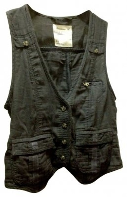 Preload https://img-static.tradesy.com/item/31035/american-eagle-outfitters-heather-gray-vest-size-12-l-0-0-650-650.jpg