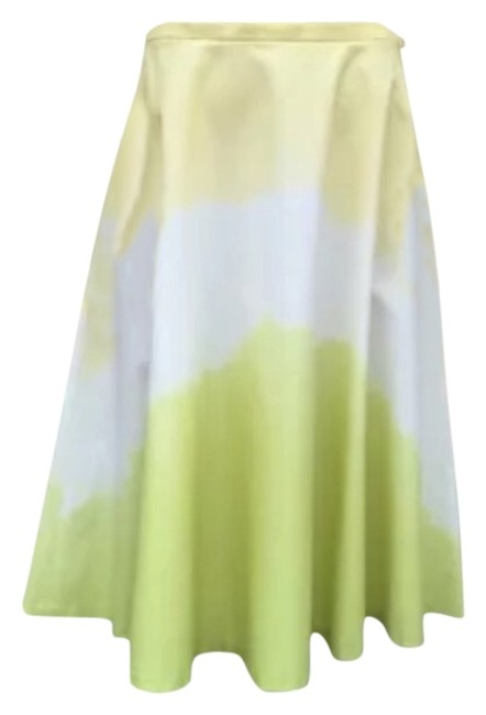Lafayette 148 New York Skirt Yellow