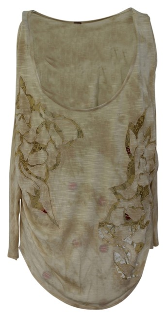 Preload https://item5.tradesy.com/images/free-people-ivory-and-yellow-amazing-design-with-a-lace-on-the-sides-night-out-top-size-2-xs-3104254-0-0.jpg?width=400&height=650