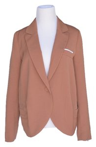 MakMaks Brownish Peach Blazer
