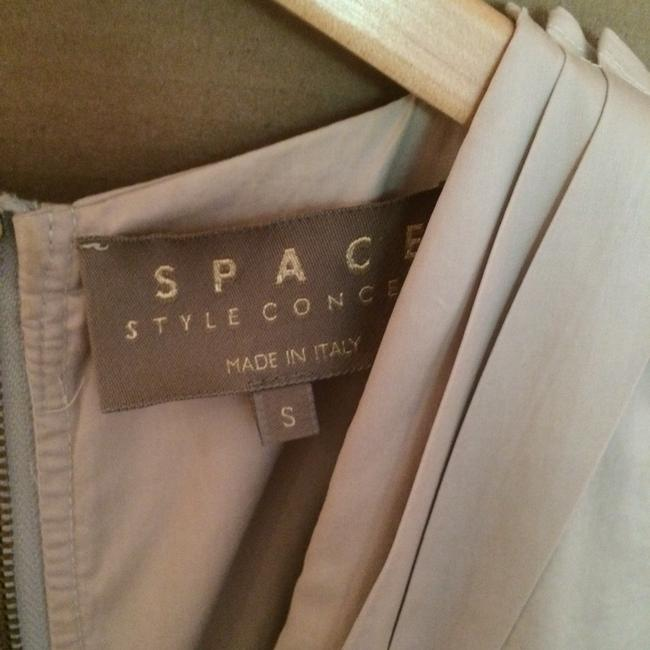 Space Style Concept short dress Beige on Tradesy