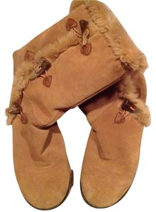 White Mountain Camel Boots