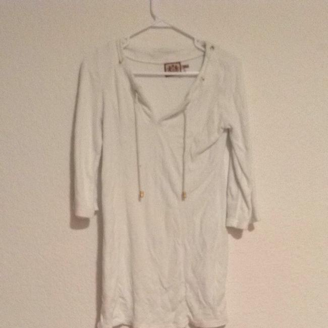 Juicy Couture White Cover Up Rare