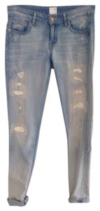 Rich & Skinny Boyfriend Cut Jeans-Light Wash