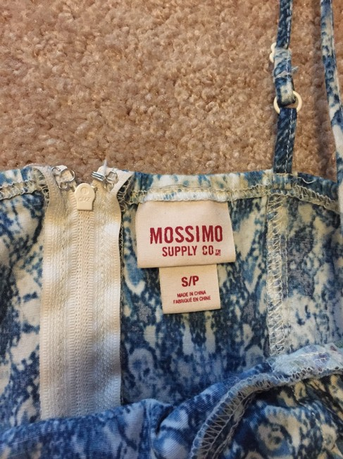 Mossimo Supply Co. short dress Multi-Colored Day on Tradesy