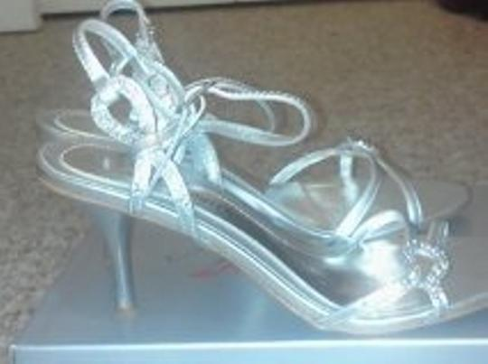 Silver Formal Size US 7.5