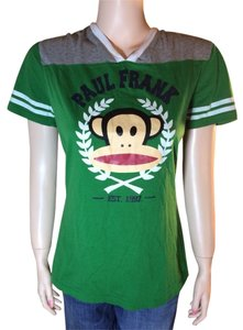 Paul Frank T Shirt Green XL
