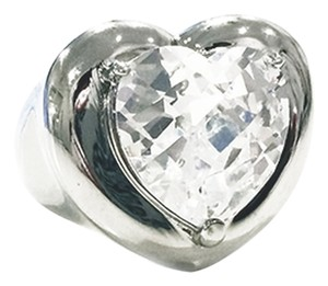 Other Big Love Signet Ring 925 Silver Plated
