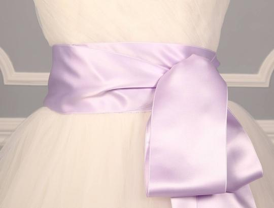 Orchid Purple Ribbon X 4 1/2 Yds Sashes