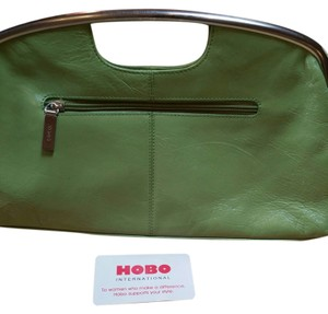 Hobo International lime green Clutch
