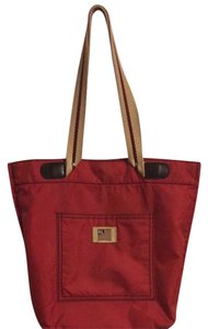 Polo Ralph Lauren Tote in Red