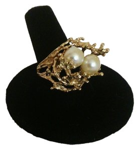 Varga Vargas Pearl Cocktail Ring
