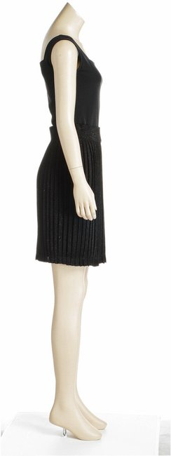 Halston Skirt Black