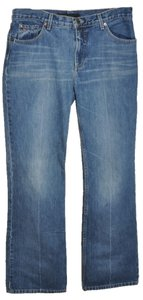 Marc Jacobs Denim Designer Boot Cut Jeans-Medium Wash