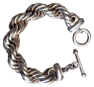 Other Sterling Silver Rope Bracelet