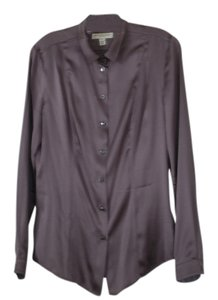 Burberry London Button Down Shirt Lavendar