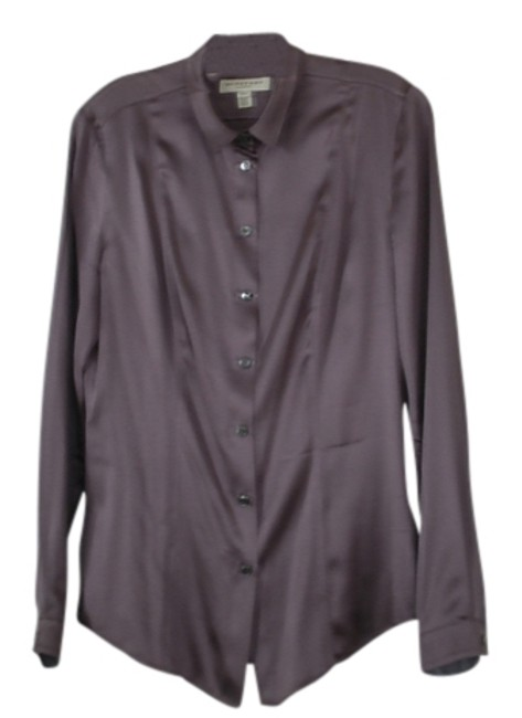 Preload https://item4.tradesy.com/images/burberry-london-lavendar-button-down-top-size-8-m-3111328-0-0.jpg?width=400&height=650
