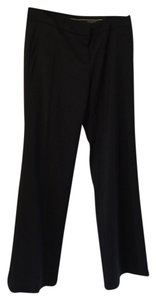 Ann Taylor Wool Work Trouser Pants Black