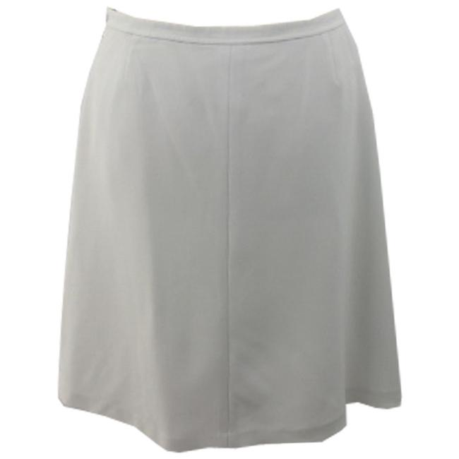 Calvin Klein Mini Skirt Grey