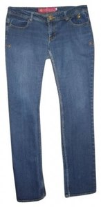 Apple Bottom Skinny Jeans-Medium Wash