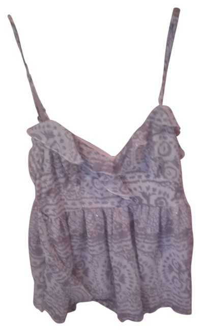 Kirra Top White and grey