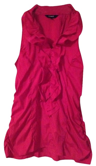 Preload https://item1.tradesy.com/images/express-magenta-blouse-size-4-s-311315-0-0.jpg?width=400&height=650