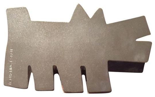 Haring Estate Metal Dog clip