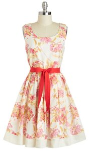 Modcloth short dress Floral Boston In Bloom on Tradesy