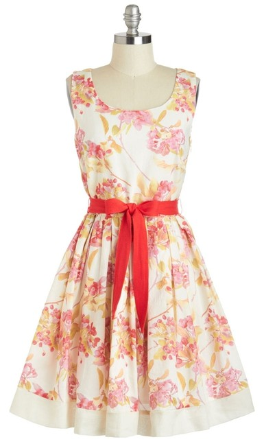 Preload https://item1.tradesy.com/images/modcloth-boston-in-bloom-dress-floral-3113245-0-0.jpg?width=400&height=650