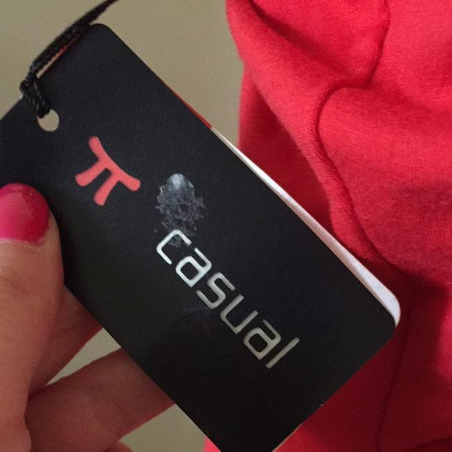 Pi Casual Top Red