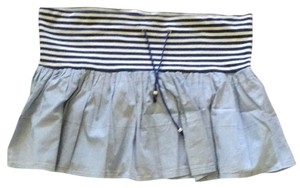 Free People Skirt Light Blue