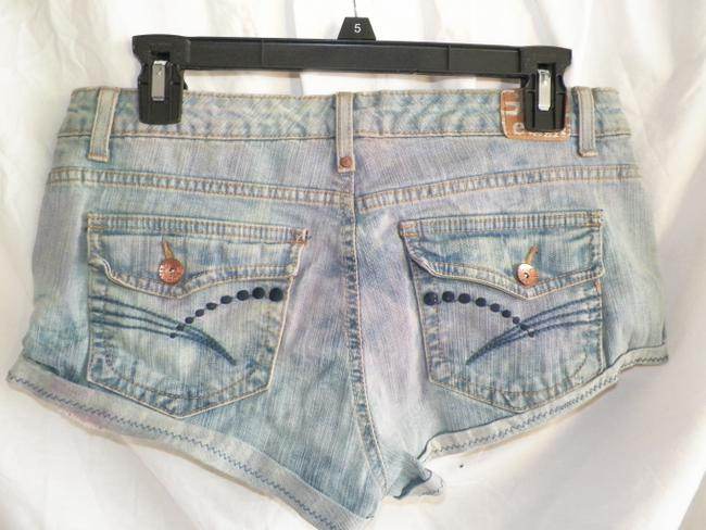 Other Denim Jean Eco Green Clothing Green Fashions Eco Green Clothing Green Fashions Vintage Hippie Punk Trailer Trash Eco Cut Off Shorts various