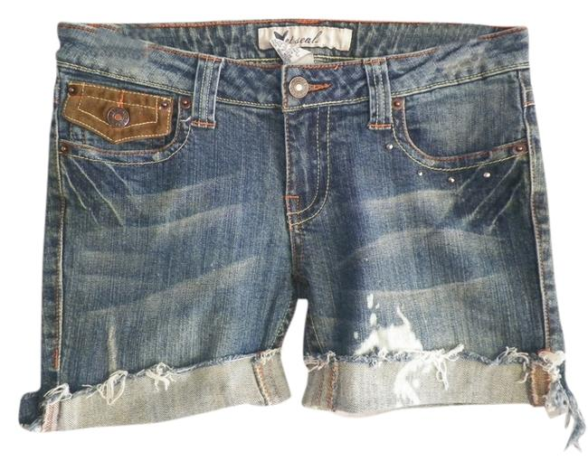 Other Cut Off Denim Jean Eco Green Clothing Green Fashions Eco Green Clothing Green Fashions Vintage Hippie Punk Trailer Eco Shorts