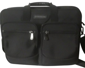 Kenneth Cole black Messenger Bag