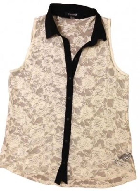 Preload https://item4.tradesy.com/images/forever-21-black-and-white-lace-with-a-collar-blouse-size-12-l-31148-0-0.jpg?width=400&height=650