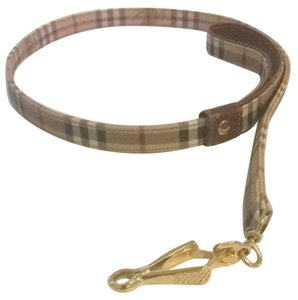 Burberry Burberry Dog Leash