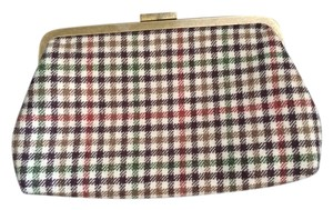 J.Crew Neutral Clutch
